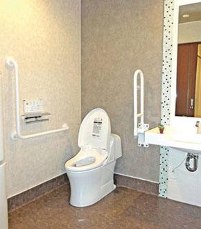 バリアフリー設計 トイレ